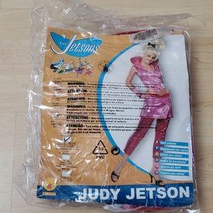 EUC Sexy Judy Jetson Costume